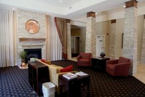 Larchwood Inns Lobby