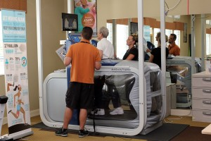 AlterG ® Anti-Gravity Treadmill®