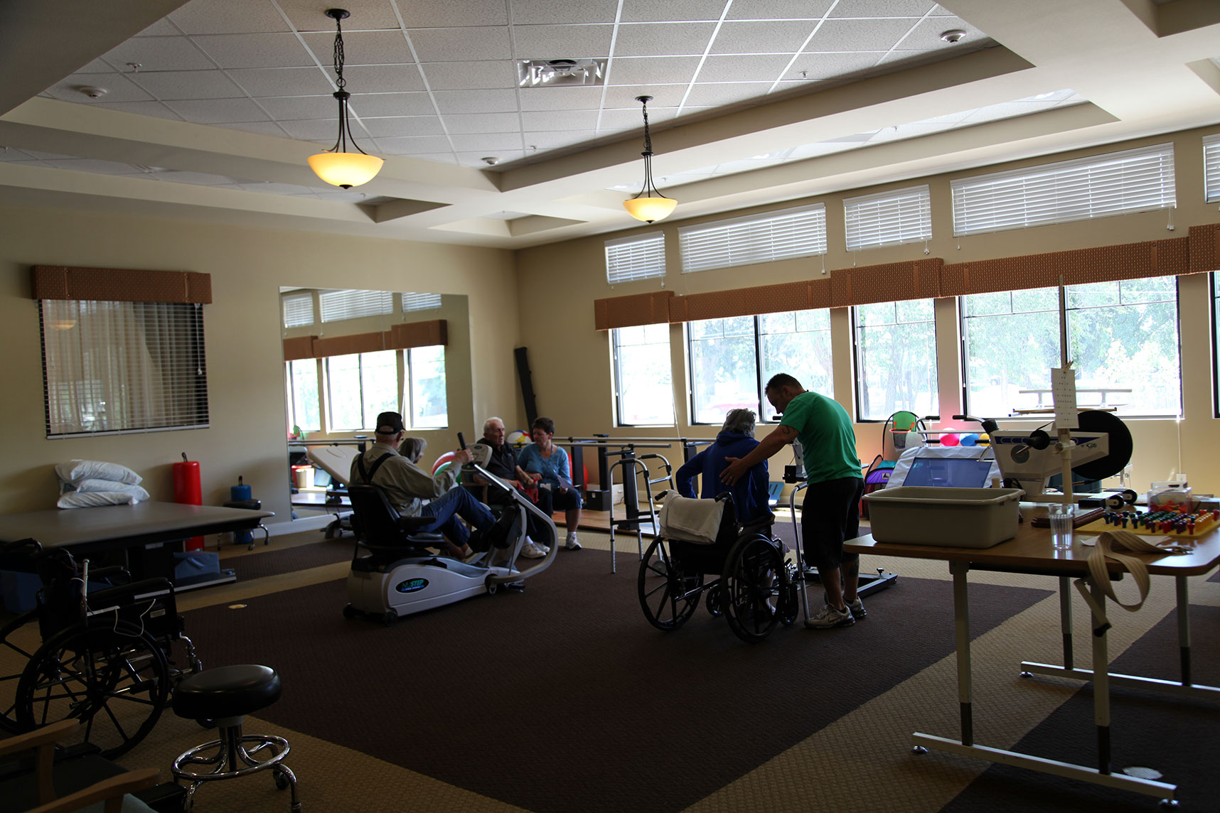 Larchwood Inns Rehabilitation